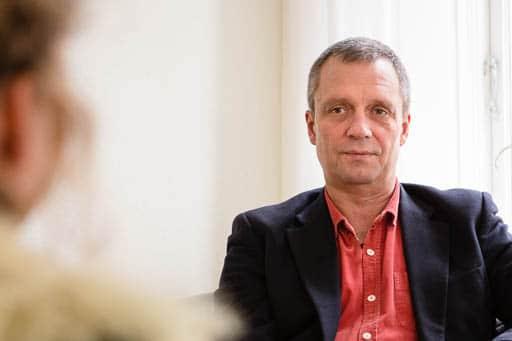Psykolog Gunnar Witt